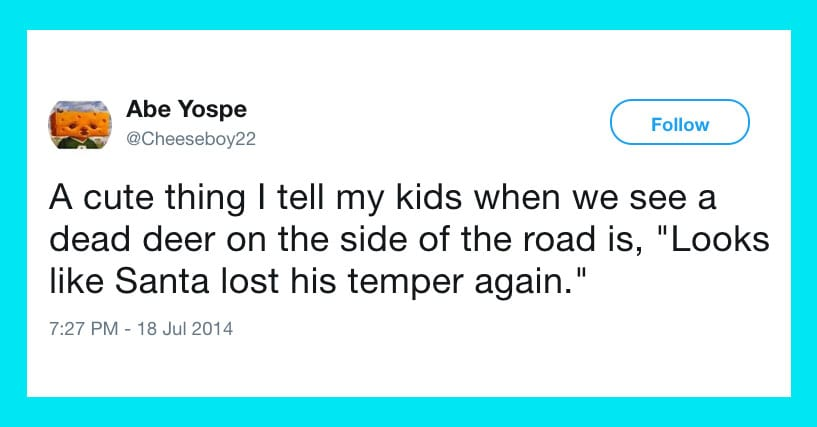 20 Tweets from People Who Are Doing Their Best at This Parenting Thing