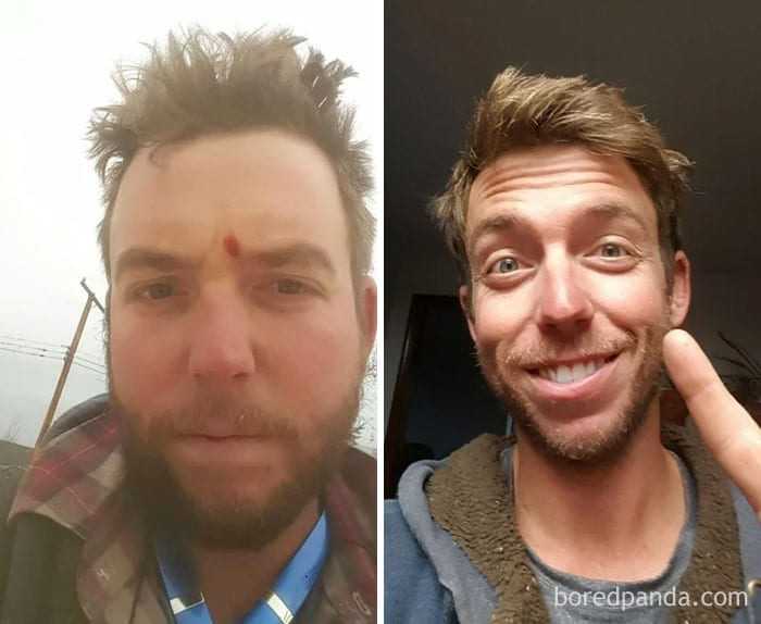 20 Before and After Photos That Show What Happens When You Get Sober