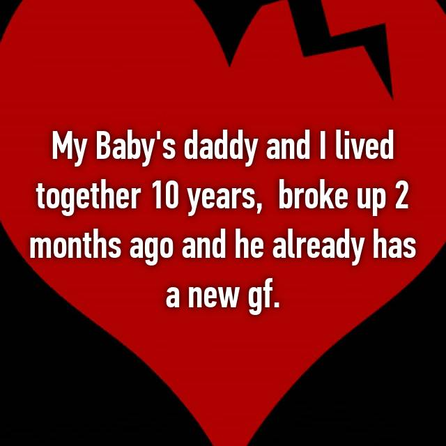 13 Couples Reveal With They Broke Up After 10+ Years