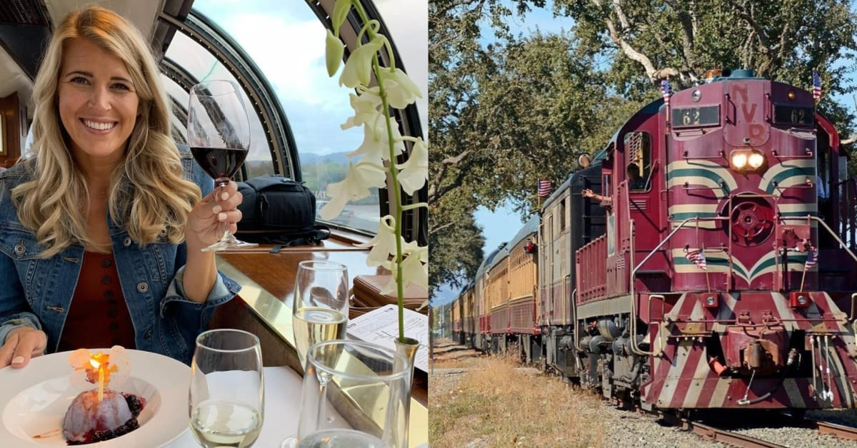 Napa Valley Has A Murder Mystery Wine Train Ride For Harry Potter Fans